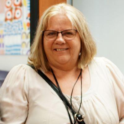 Photo of Vicki Hodgson